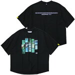 TIGHTBOOTHPRODUCTIONタイトブースプロダクション×Rollswyze:半袖クロモフォビアTシャツ/GREEN