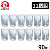 石塚硝子アデリアグラスアルスター9012個組容量90ml