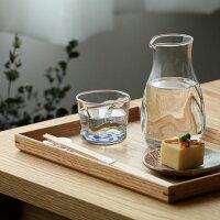 石塚硝子アデリアグラス利き猪口酒器セット猪口グラス×2個カラフェ×1個