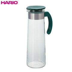 水だけで抽出する水出し茶!ハリオ(HARIO)取っ手付き水出し茶ポット MDH-10DG