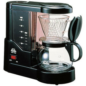 ミル付き コーヒーメーカー おすすめ カリタ               5杯以上 セミオート