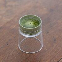 HARIO(ハリオ)お茶ミル・チャコ容量茶葉10gカラー:スモーキーグリーン