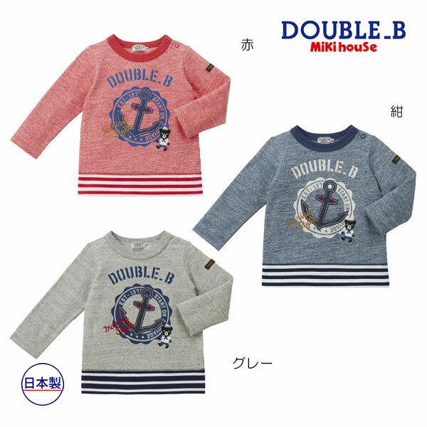 トップス, Tシャツ・カットソー  mikihouse T(80cm90cm100cm