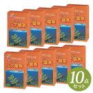 OSKバナ葉茶128g(4g×32袋)まとめ買い10点セット【小谷穀粉】