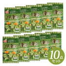 OSKびわ葉茶160g(5g×32袋)まとめ買い10点セット【小谷穀粉】