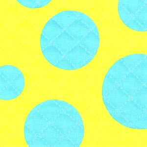 レモンドットライプサックオールハンドメイド!安心の日本製HOPPE(ホッペ)【日本製・手作り・入園入学準備・入園入学グッズ・子供用ナップサック・キッズリュックサック・巾着・遠足・男の子・女の子・幼稚園・保育園・小学校】