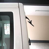 RV車、普通車向けのリアアンダーミラー