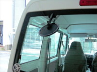 RV車、普通車向けのリア用のアンダーミラー