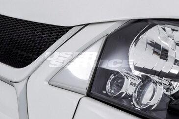 ハイエース レジアスエース 200系 4型 標準 ナロー グリルエクステ ライトコーナー CRS ESSEX エセックス シーアールエス