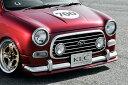 KLC ミラジーノ L700S L710S チンスポ フロントリップ FRP KL...