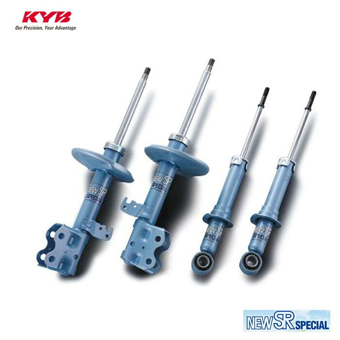 KYB カヤバ ヴェルファイア GGH25W ショックアブソーバー 1台分 NEW SR SPECIAL NS-53272090 配送先条件有り