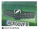 K-FACTORY AEROOVER ヴィッツ KSP90/SCP90/NCP91 前期(RS除く...