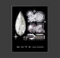 高輝度のきらめきで、大きな目もと!【新商品】カネボウ KATE(ケイト) クリスタライズクオーツ...