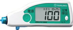 <あす楽>テルモ 血糖測定器≪グルコース測定器≫メディセーフミニ GR-102 本体【s...