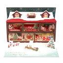 限定数のみ入荷! USA Carol Wilson キャロルウィルソン ダイカット クリスマスカード プレゼント Christmas Presents