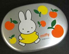 10%OFF ミッフィー アルミ一段お弁当箱 リンゴ柄ランチボックス 280ml MF068