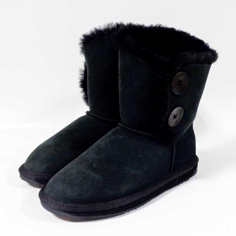 EMUエミュー(emu) ムートンブーツ(VALERY LO) W10541-Black