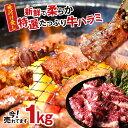 特選 牛ハラミ 1kg 500g×2P 新鮮 やわらか 味付