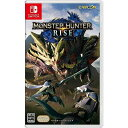 モンスターハンターライズ Nintendo Switch 新品 在庫あり