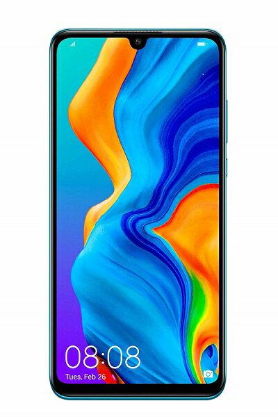 メーカー:HUAWEI TECHNOLOGIES 発売日:2019年5月24日HUAWEI P30 Lite ピーコックブルー SIMフリ...