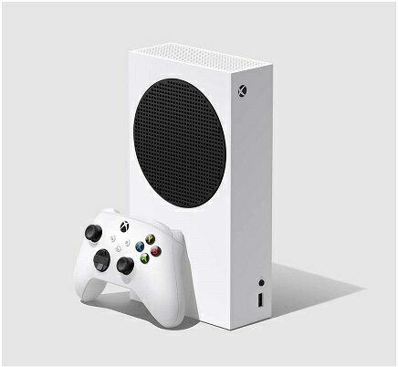XboxSeriesS本体512GBRRS-0001511/10発売新品在庫あり