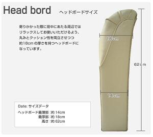 ヘッドボードサイズ