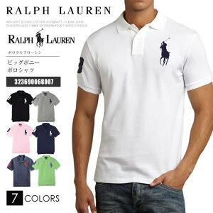 ラルフローレン ポロシャツ RALPH LAUREN POLO ポロラルフローレン メンズ ボーイズ 半袖 ビッグポニー 正規品 送料無料 2020年新作