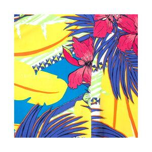 【LA直輸入★インポート】七分袖カシュクールプリントワンピース-ls-jf-op349-説明画像