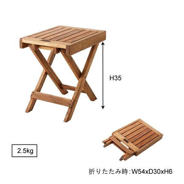 代引不可 フォールディングテーブル 折りたたみコンパクトサイドテーブル 木製 キャンプ用品 スリムコンパクトテーブル ソファサイドテーブル BBQ ピクニック アウトドア 車載 デニムトートバック付 azm