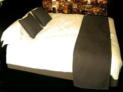 ホテルベッドポケットハードタイプSERTAサータのベッドマットレス