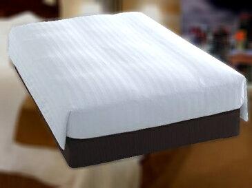 デュベカバー/ホテル仕様(羽毛インナー(布団)は別途)ホテルスタイルのベッドカバー Q2クイーンサイズ 自宅の寝室をホテルの客室に再現!!