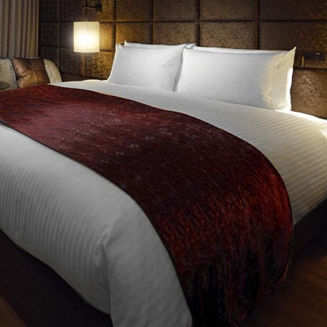 デュベカバー ホテルスタイル(羽毛インナー(お布団)は別途)ホテルスタイルのベッドカバー Dダブルサイズ 送料無料 日本製