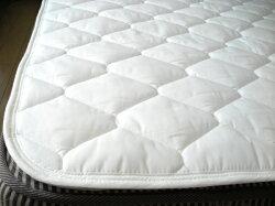 ホテル抗菌防臭ベッドパッド