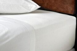 ボックスシーツ900シングルサイズ/(ホテルではフラットな「メイキングシーツ」が一般的ですがご家庭ではベッドメイクし易い、この箱型(ボックス型)シーツも大人気)