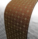 和風の高級ベッドカバー ベッドスロー(ベッドライナー)【K】和室 フットスロー キングサイズ 送料無料 旅館・ホテル・民泊・ご家庭にも 日本製のベッドランナー
