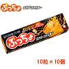 【UHA味覚糖】ぷっちょスティックエナジーファイター10粒×10個【お菓子・キャンディ・飴】