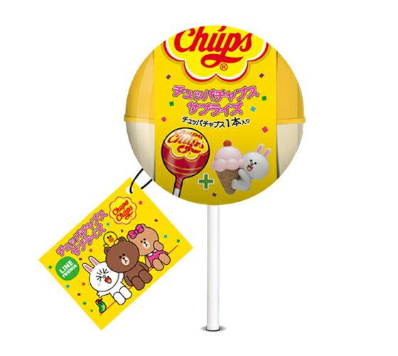 チュッパチャプスサプライズLINEフレンズ16個入食玩・キャンディー