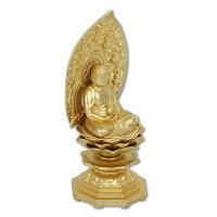 仏像薬師如来座像17.5cm