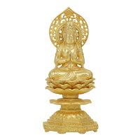 仏像勢至菩薩15cm