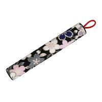 線香筒三色桜