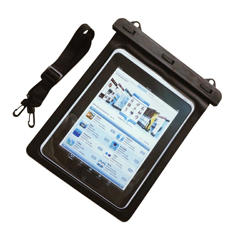 iPad防水ケース タブレット防水 ソフト ケース 防滴カバー お風呂 マリンスポーツ・ウィンタースポーツにお勧め IP97