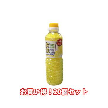 【ケース販売/20個入】AUG 灰皿芳香消臭剤 マイナスイオン レモン 500ml F-95