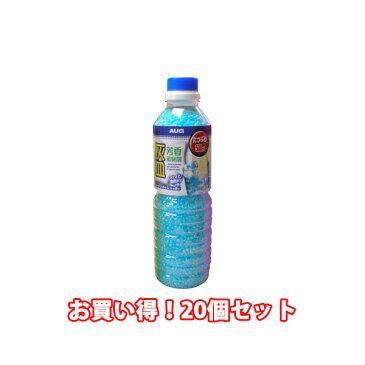【ケース販売/20個入】AUG 灰皿芳香消臭剤 マイナスイオン スカッシュ 500ml F-96