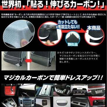 マジカルカーボン ピラーセットバイザーカット マークX GRX120系/ハセプロ/HASEPRO:CPT-V52