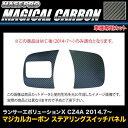 ランサーエボリューションX CZ4A H26.7〜 カーボンシート マ...