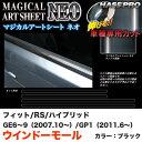 ハセプロ MSN-WMH1 フィット RS GE6〜9(H19.10〜) フィット...