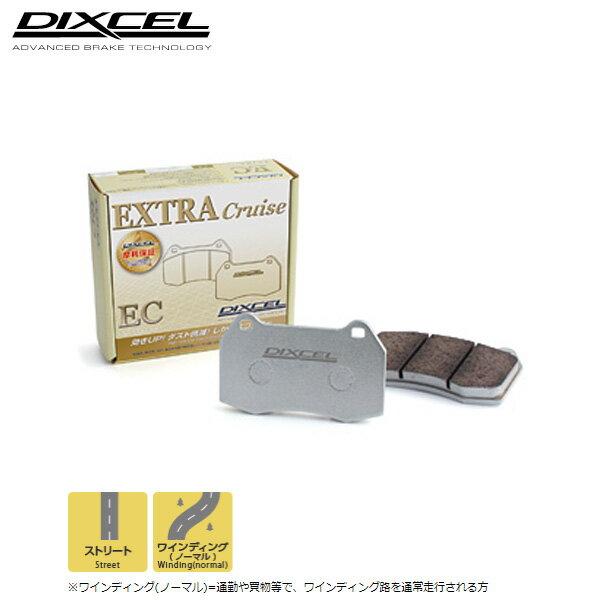 ブレーキ, ブレーキパッド ALTEZZA GITA GXE10W EC EC-311386 DEXCEL