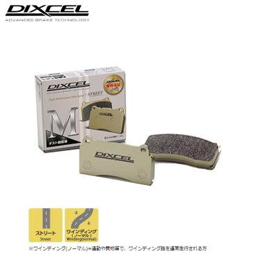 STAGEA ステージア PM35 PNM35 リア ブレーキパッド M ストリート用 ダスト超低減 M-325488 ディクセル/DEXCEL