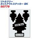 バドショップ:リトルツリー ステッカー ロゴマーク LittleTre...