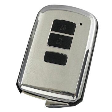 スマートキーカバー トヨタ TY3 TOYOTA ハードタイプ シリコーン 専用設計 鍵 保護 車用品/ヤック PZ-638